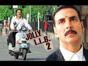 Jolly LLB 2: Feel good movie where Akshay is spot...