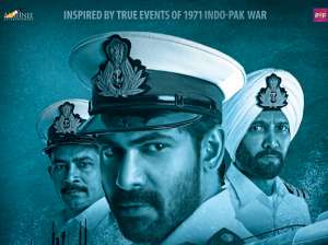 The Ghazi Attack: Dives deep for patriotism but...