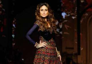 Kareena Kapoor at Lakme Fashion Week 2016 - India...