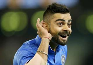 Virat Kohli - India TV