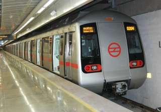Driverless trains will debut on DMRC's Pink and...