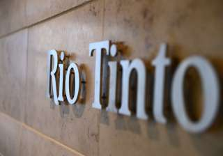 Global mining giant Rio Tinto - India TV