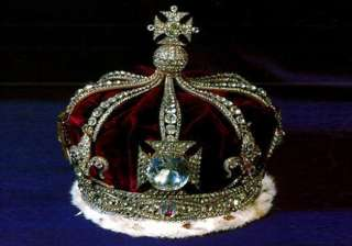 Can't order UK to return Kohinoor, can't...
