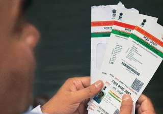 India's Aadhaar program wins praises from World...