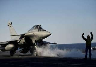 Rafale Deal, Air Force, Agreement