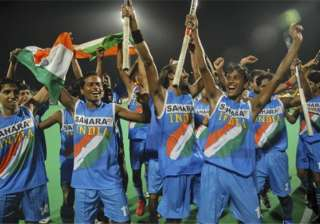 'India are big favourites in Hockey World...