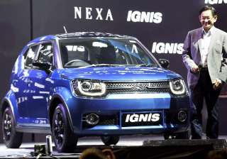 Maruti Suzuki launches Ignis at Rs 4.59 lakh -...