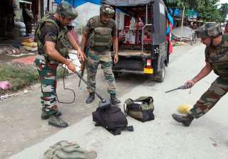 Low intensity blasts rock upper Assam on Republic...