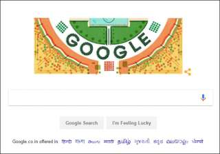R-Day: Google shows special stadium doodle -...