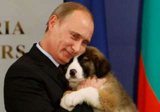 hese pets were exchanged between world leaders...