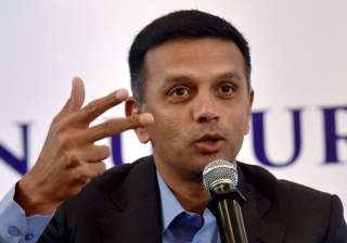 Rahul Dravid turns down honorary doctorate degree...