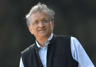 A file image of historian Ramachandra Guha. -...