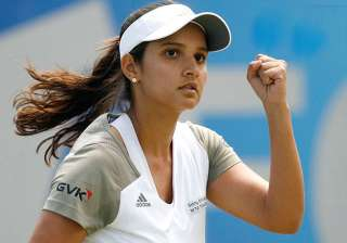 A file image of Sania Mirza. - India TV