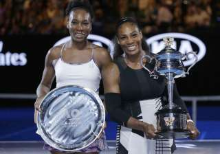 Serena Williams, Venus Williams, Grand Slams, Aus