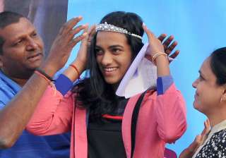 PV Sindhu, Telangana, Job, Shuttler, Olympic Medal - India TV