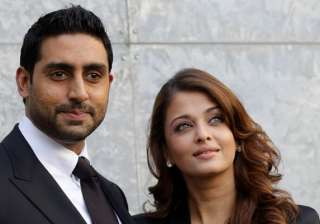 Abhishek Bachchan and Aishwarya Rai Bachchan - India TV
