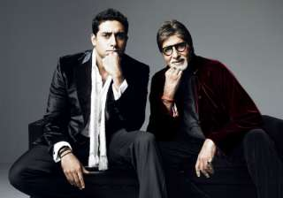 Big B has the sweetest birthday message for son...