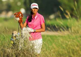 Indian Golfer, Aditi Ashok, Milestone - India TV
