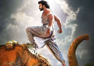 Baahubali 2 poster - India TV