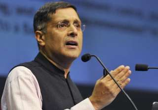File pic of Arvind Subramanian - India TV