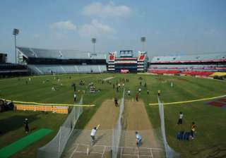ICC threatens to ban substandard cricket stadiums...