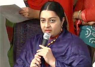 Jayalalithaa nice Deepa Jayakumar launches new...