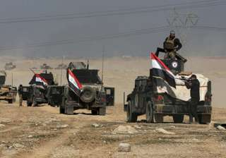 Iraqi forces regain control of Mosul airport from...