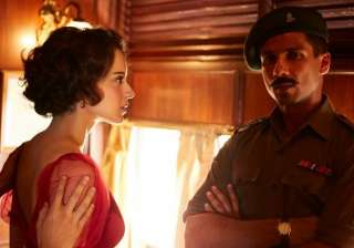 kangana ranaut, shahid kapoor, rangoon - India TV