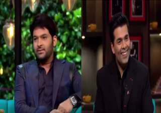 Kapil Sharma on Koffee With Karan - India TV