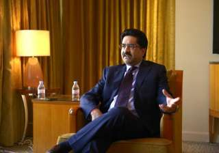 Birla group chairman Kumar Mangalam Birla also...