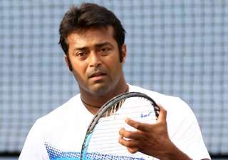 Leander Paes fails to better record for maximum...