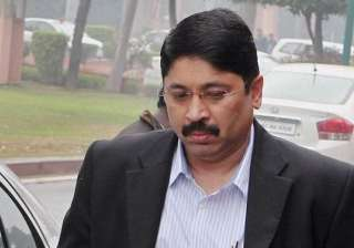 Dayanidhi Maran, other accused discharged in...