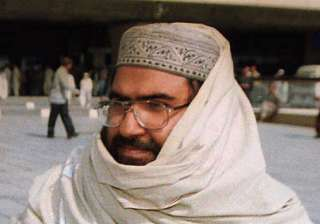 China investigating Masood Azhar's activities,...
