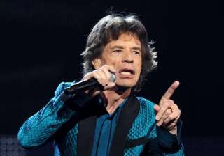 Mick Jagger - India TV
