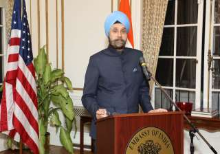 Indian envoy Navtej Sarna met Donald Trump in...