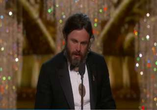 Casey Affleck Oscar win - India TV