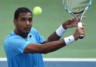 Ramkumar trounces Tearney to pilot India to 3-1...