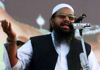 Pakistan said Hafiz Saeed has been placed under a...