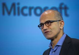 Kansas, Satya Nadella, Microsoft, CEO - India TV