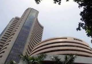 Sensex opens on a positive note, up 64 points...
