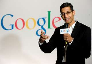 Google CEO Sundar Pichai - India TV