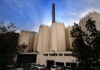 Times Of India, Fire, Building, Casuality - India TV