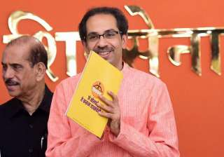 Uddhav Thackeray - India TV