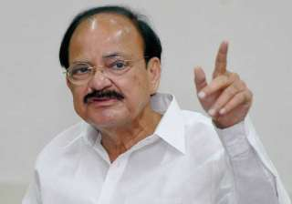 Venkaiah Naidu, Union Minister, Constitution - India TV