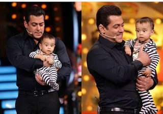 Salman Khan's nephew Ahil's birthday - India TV