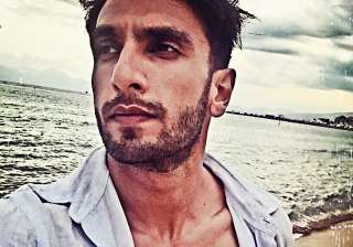 Ranveer Singh on a Swiss Vacation - India TV