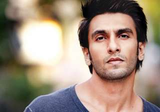 Ranveer Singh to sing song