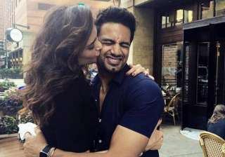 Former Big Boss couple Upen Patel & Karishma...