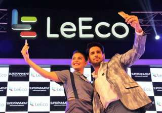 File photo of a LeEco event. The company has...