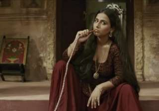 Vidya Balan in Begum Jaan - India TV